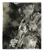 Stevie Ray Vaughan - 15 Fleece Blanket