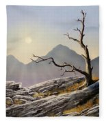 Still Standing Fleece Blanket