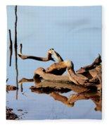 Still Water Fleece Blanket
