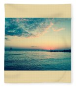 Still Water Fleece Blanket