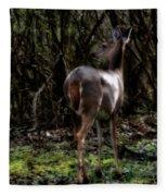 Stillness Fleece Blanket