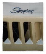 Stingray Fleece Blanket