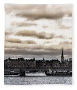 Stockholm Fleece Blanket