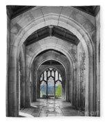 Stone Archways Fleece Blanket