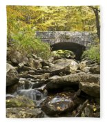 Stone Bridge 6063 Fleece Blanket