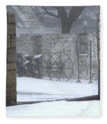 Stone Cellar Fleece Blanket