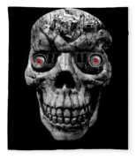 Stone Cold Jeeper Cyborg No. 1 Fleece Blanket