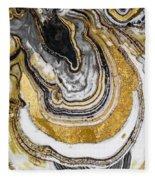 Stone Prose Fleece Blanket