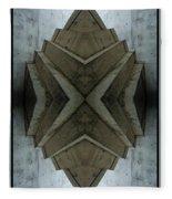 Stone Fleece Blanket