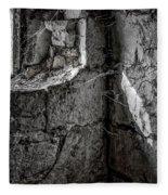 Stoned Fleece Blanket