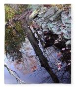 Stonewall Reflections Fleece Blanket