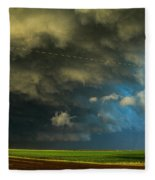 Stop And Take In This Moment Fleece Blanket