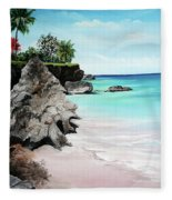Store Bay Tobago Fleece Blanket