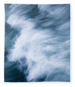 Storm Driven Fleece Blanket