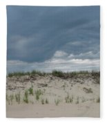 Storm Dune Fleece Blanket