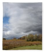 Storm Is Brewing Fleece Blanket