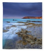 Storm Light Fleece Blanket