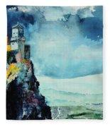Storm The Castle Fleece Blanket