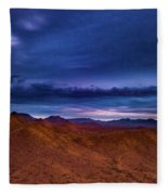 Stormline Above Mountains Fleece Blanket