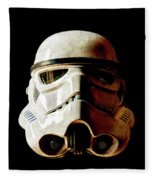 Stormtrooper 1 Weathered Fleece Blanket