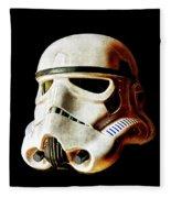 Stormtrooper 3 Weathered Fleece Blanket