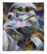 Stormtrooper Fleece Blanket
