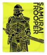 Stormtrooper - Yellow - Star Wars Art Fleece Blanket