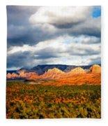 Stormwatch Arizona Fleece Blanket