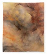 Stormy Fleece Blanket