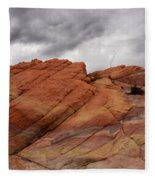 Stormy Weather 4 Fleece Blanket