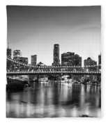 Story Bridge Brisbane Fleece Blanket