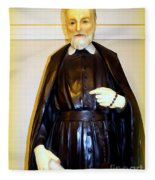 St.philip Neri Fleece Blanket