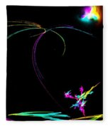 Dance Fleece Blanket