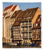 Strasbourg Fleece Blanket