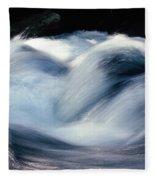 Stream 1 Fleece Blanket