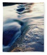 Stream 4 Fleece Blanket