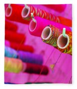 String Theory Fleece Blanket