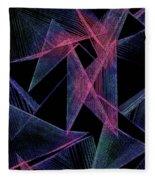 String Theory Fleece Blanket