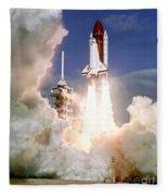 Sts-27, Space Shuttle Atlantis Launch Fleece Blanket