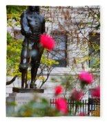 Stuyvesant Square Park Nyc  Fleece Blanket