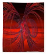 Subatomic Fleece Blanket