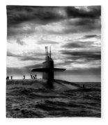 Submariner Fleece Blanket