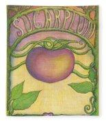 Sugarplum #4 Fleece Blanket