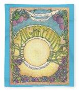 Sugarplum #5 Fleece Blanket