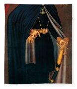 Sultan Mahmud II Fleece Blanket