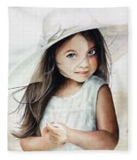 Summer Claire Fleece Blanket