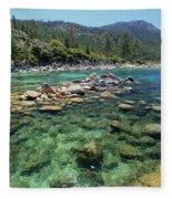 Summer Paddle Fleece Blanket