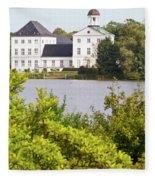 Summer Palace 2 Fleece Blanket