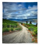 Summer Passages Fleece Blanket