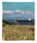 Summer Seas Fleece Blanket